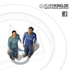 FLYERKING macht Druck aus Köln